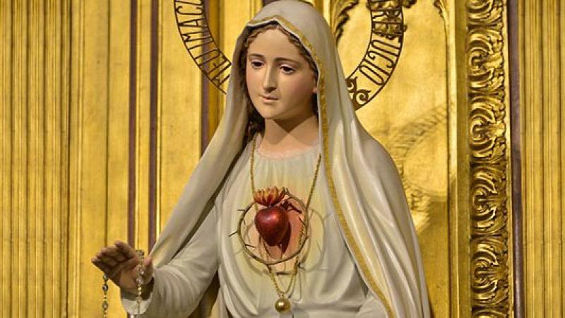 Consécration de la Croisade Eucharistique au Cœur Immaculé de ...